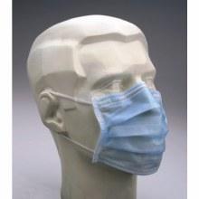 Healthline Face Mask- Non Woven- 3 Ply