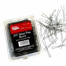 Hair Tools 2.5 Inch Wave Pins Black Content 1000