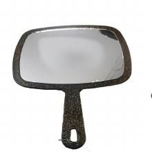 Kodo Glitter Two Sided Mirror Black