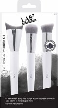 Lab 2 Turning Glow Brush Set