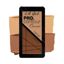 L.A. Girl Pro Contour Highlight & Contour