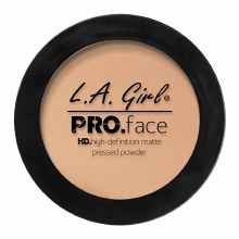 L.A. Girl Pro.Face Matte Pressed Powder-Buff