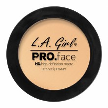 L.A. Girl Pro.Face Matte Pressed Powder-Creamy Natural