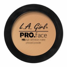L.A. Girl Pro.Face Matte Pressed Powder-Medium Beige