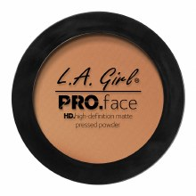 L.A. Girl Pro.Face Matte Pressed Powder-Toffee