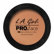 L.A. Girl Pro.Face Matte Pressed Powder-Warm Caramel