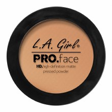L.A. Girl Pro.Face Matte Pressed Powder-Warm Honey