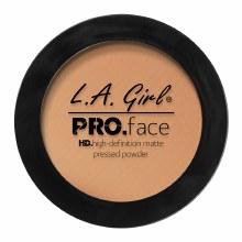 L.A. Girl Pro.Face Matte Pressed Powder-Warm Honey