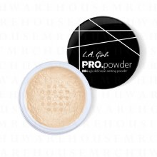 L.A. Girl Pro Powder Banana Yellow
