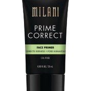 Milani Prime Correct & Pore Minimizing Face Primer + Corrects Redness 25ml