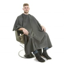 Orlando Barber Cape Black
