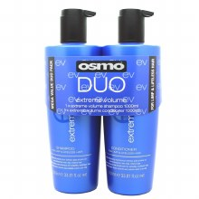 Osmo Duo Extreme Volume Shampoo & Conditioner 1Litre Pack