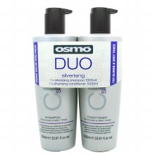 Osmo Duo Silverising Shampoo & Conditioner 1 Litre Pack