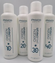 Pro.Oxigen Cream  3%/10 Volume 1Litre