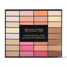 Revolution Blush & Light Palette