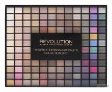 Revolution 144 Matte Eyeshadow Palette