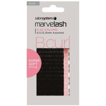 Salon System Marvelash B Curl 0.20 Volume 9,11,13,15mm Assorted