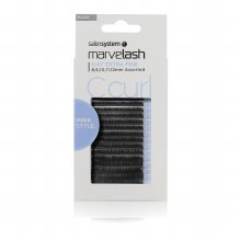 Salon System Marvelash C Curl 0.20 Volume 9,11,13,15mm Assorted