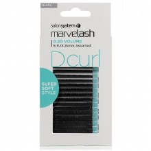 Salon System Marvelash D Curl 0.20 Volume 9,11,13,15mm Assorted