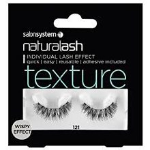Salon System Naturalash Text Wispy Effect-121