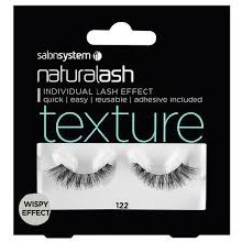 Salon System Naturalash Text Wispy Effect-122