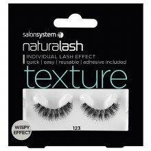 Salon System Naturalash Text  Wispy Effect -123