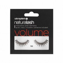 Salon System Naturalash Volume - 110