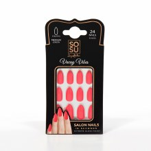 SoSu By SJ Salon Nails In Seconds Vacay Vibes (24 Nails)