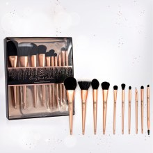 SoSu Luxury Brush Collection 10 Piece
