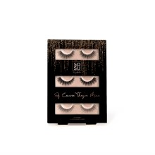 SoSu Of Course Their Mine Lash Bundle 3 Pack