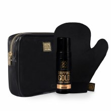 SoSu Dripping Gold Perfect Pair Gift Set - Dark Mousse