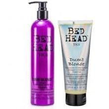 Tigi Bed Head Duo Dumb Blonde, Blonde Therapy Duo Shampoo 400ml & Conditioner 200ml