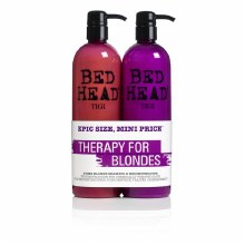 Tigi Bed Head Tween Dumb Blonde, Blonde Therapy For Blondes 750ml