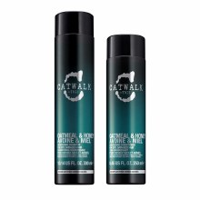 Tigi Cat Walk Duo Oatmeal & Honey Shampoo 300ml & Conditioner 250ml