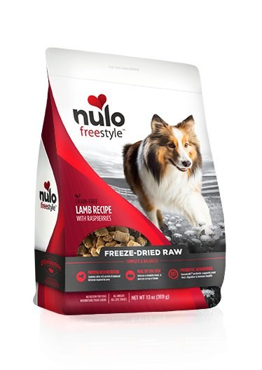 Nulo Raw Freeze-Dried, Lamb5oz