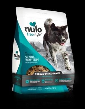 Nulo Raw Freeze-Dried, Salm5oz