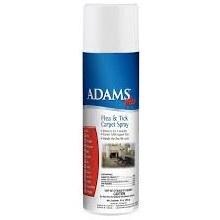 Adams Plus F&TCarpet Spray16oz