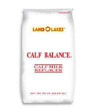 Calf Balance Milk Replacement Supplement 50 lbs.