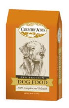 Country Acres 18% Dog Food 40 lbs.