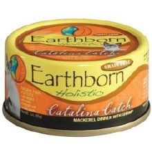 Earthborn Cat Cans Catalina Catch 3 oz.