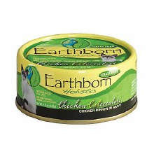 Earthborn Cat Cans Chicken Catchatore 3 oz.