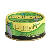 Earthborn Cat Cans Chicken Catchatore 5 oz.