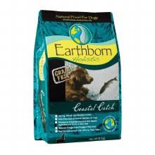 Earthborn Grain Free Coastal Catch 5 lbs.