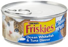 Friskies ClasPate OF/Tuna 5.5