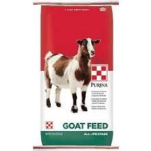 Purina Goat Chow 50#
