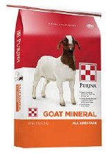 Purina Goat Chow Mineral 25#