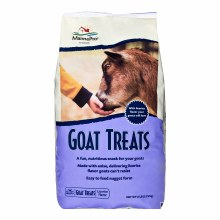 Manna Pro Goat Treats, Licorice 6 lbs.