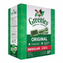 Greenies Regular 27oz.