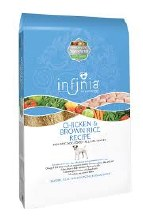 Infinia Holisitic All Life Stages Chicken & Brown Rice Recipe 15 lbs.