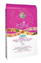 Infinia Holistic Grain Free Turkey & Sweet Potato Recipe 5 lbs.